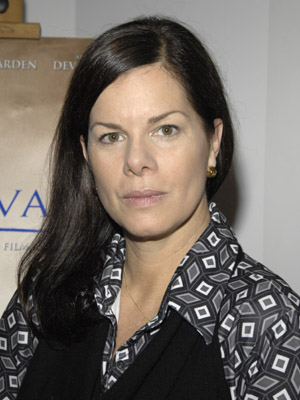 Marcia Gay Harden at Canvas (2006)