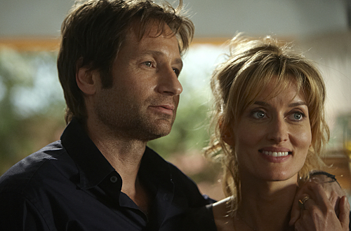 David Duchovny and Natascha McElhone in Californication (2007)