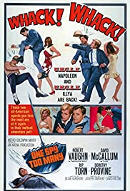 One Spy Too Many Poster