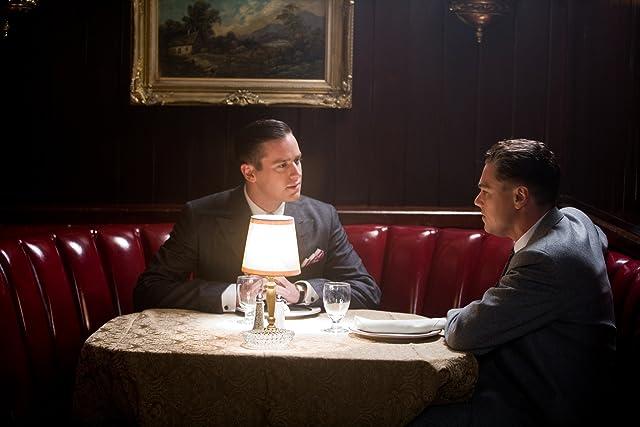 Leonardo DiCaprio and Armie Hammer in J. Edgar (2011)