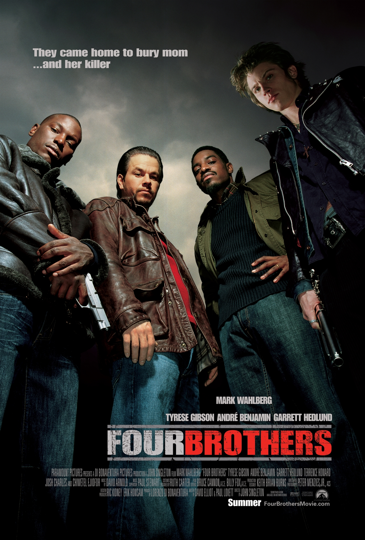 image Four Brothers Watch Full Movie Free Online