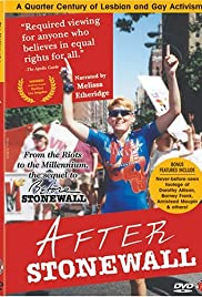 After Stonewall Poster