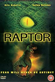 Raptor (2001) Poster - Movie Forum, Cast, Reviews
