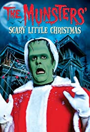The Munsters' Scary Little Christmas (1996) Poster - Movie Forum, Cast, Reviews