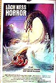 The Loch Ness Horror Poster