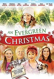 An Evergreen Christmas Poster
