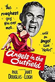 Angels in the Outfield(1951) Poster - Movie Forum, Cast, Reviews