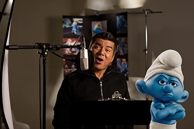George Lopez in The Smurfs (2011)