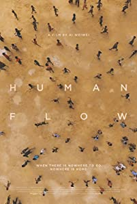 'Human Flow' is director and artist, Ai Weiwei's detailed and heartbreaking exploration into the global refugee crisis.
