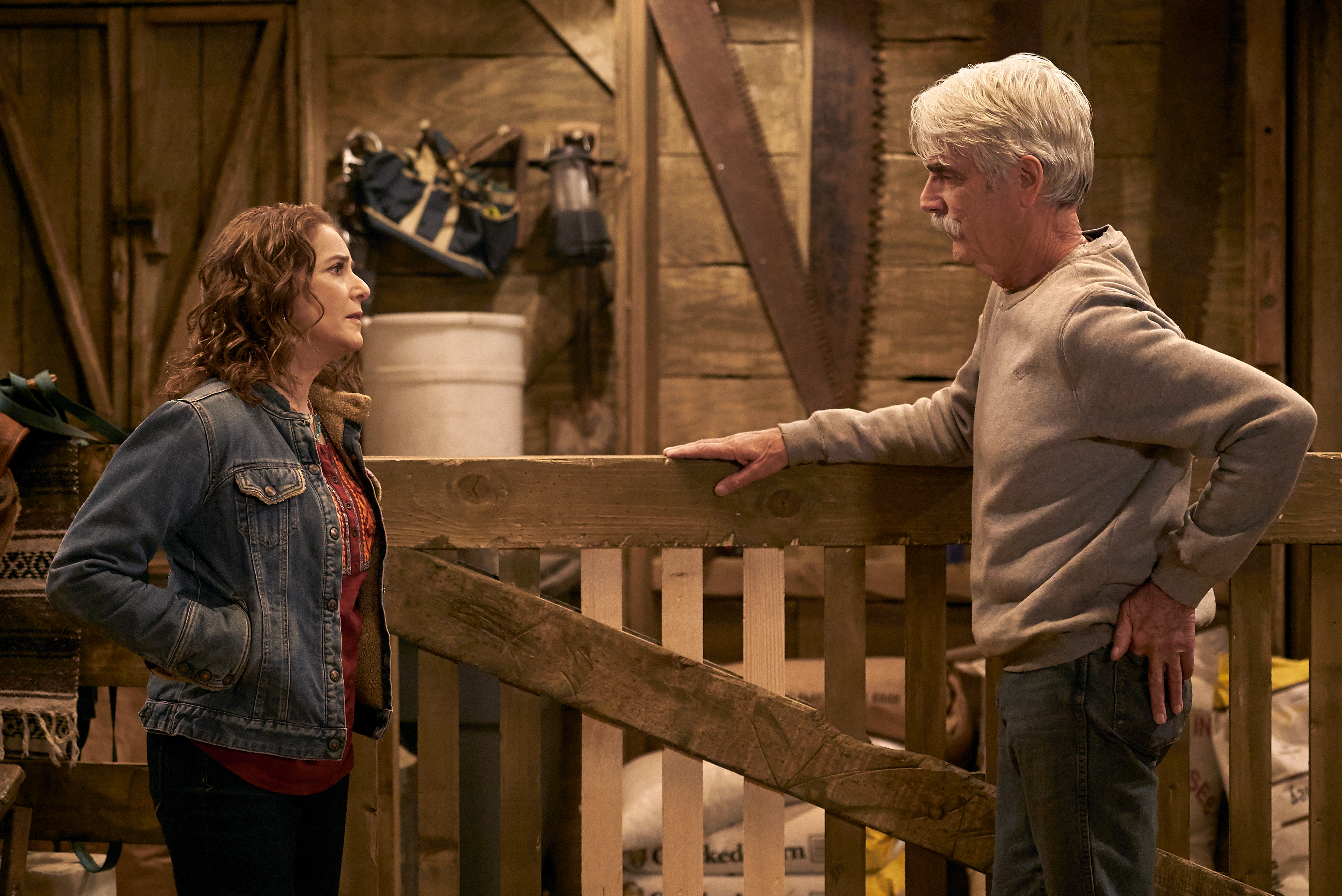 The Ranch: I Can't Go There   Season 1   Episode 7
