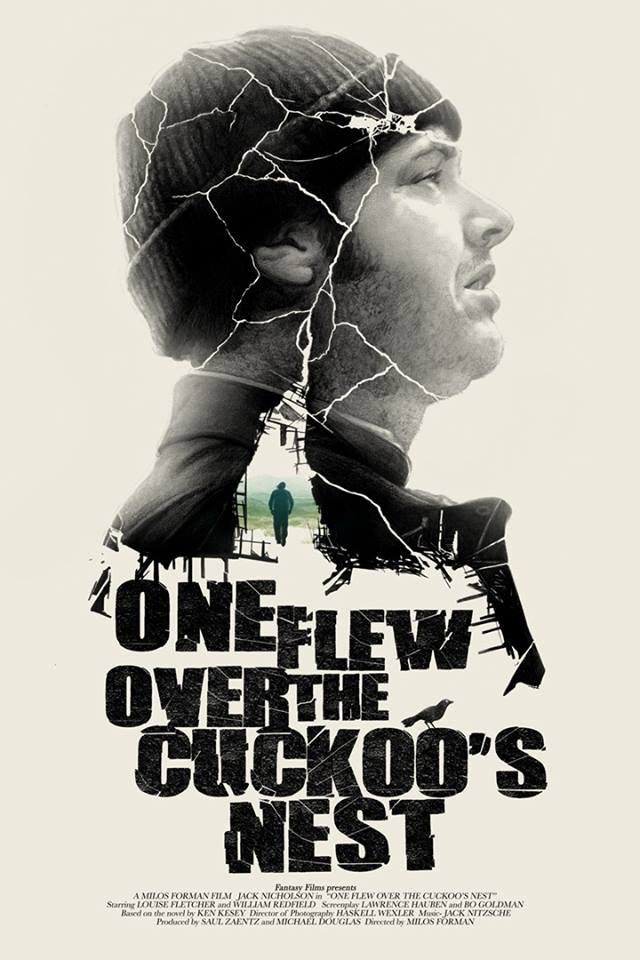 Image result for One Flew Over the Cuckoo's Nest