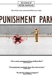 Punishment Park(1971) Poster - Movie Forum, Cast, Reviews