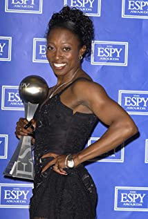 Gail Devers Picture