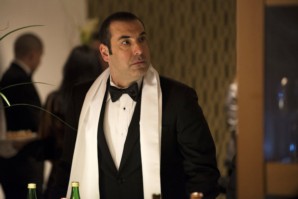 Rick Hoffman in Suits (2011)