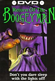 Return of the Boogeyman (1994) Poster - Movie Forum, Cast, Reviews