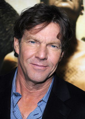 Dennis Quaid at Legion (2010)