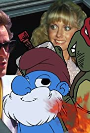 Super 80's/Captain America's Got Talent Poster