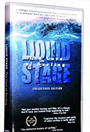 Liquid Stage: The Lure of Surfing Poster
