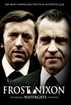 Primary image for David Frost Interviews Richard Nixon