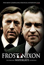 David Frost Interviews Richard Nixon Poster