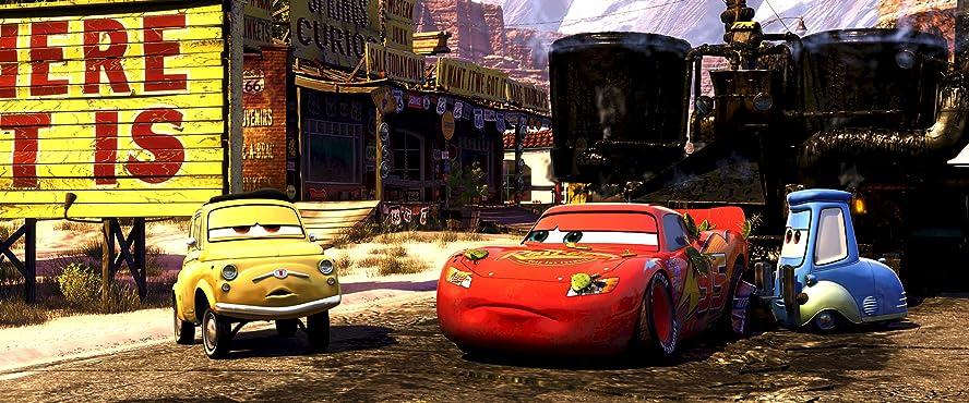 Imdb Cars: Cars (2006