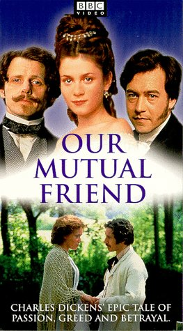 Paul McGann, Anthony Calf, Anna Friel, Keeley Hawes, and Dominic Mafham in Our Mutual Friend (1998)