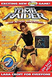 Lara Croft Tomb Raider: The Action Adventure Poster