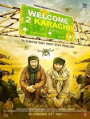 Welcome 2 Karachi (2015)  Download on Vidmate
