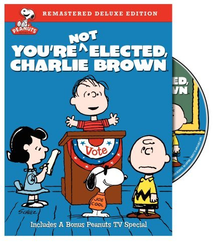 You're Not Elected, Charlie Brown (1972)
