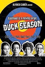 Temporada de patos Poster