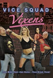 Vice Squad Vixens: Busted! Poster