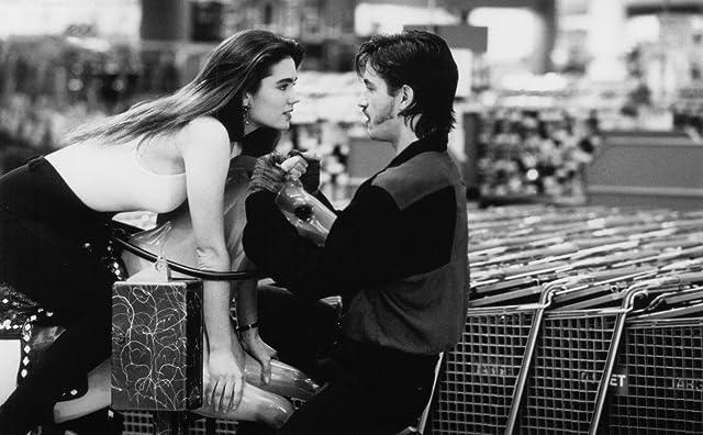 Jennifer Connelly and Dermot Mulroney in Career Opportunities (1991)