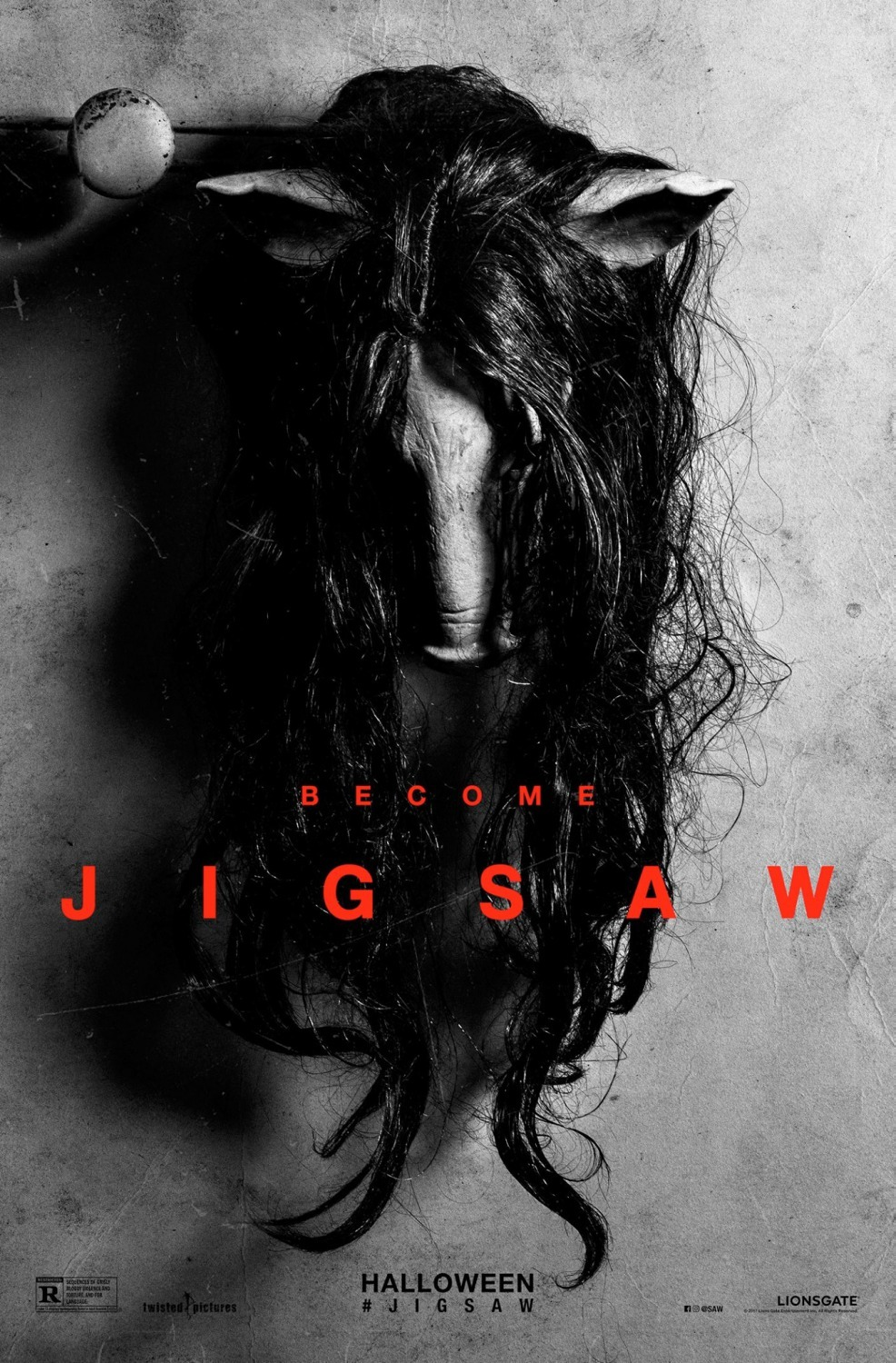 Jigsaw (2017) - Movies In Theaters