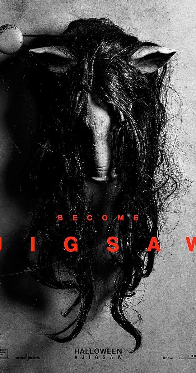 Pjūklas 8 / Jigsaw (2017) Online