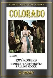 Colorado(1940) Poster - Movie Forum, Cast, Reviews
