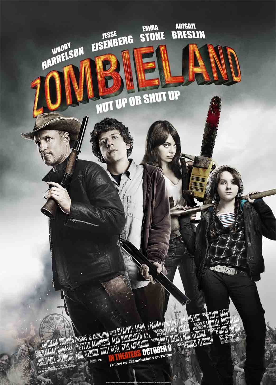 image Zombieland Watch Full Movie Free Online