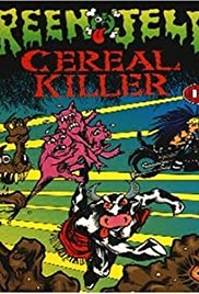 Green Jelly: Cereal Killer Poster