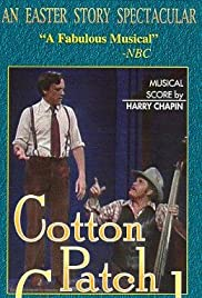 Cotton Patch Gospel Poster