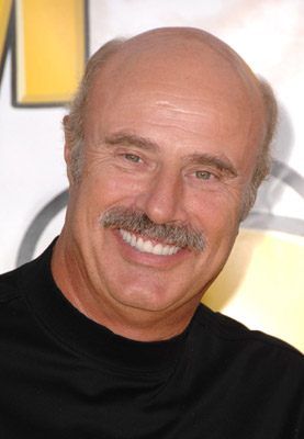 Phil McGraw at The Simpsons Movie (2007)