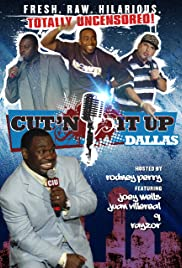 Cut'n It Up: Dallas Poster