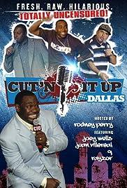 Cut'n It Up: Dallas Poster