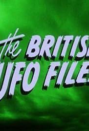 The British UFO Files Poster