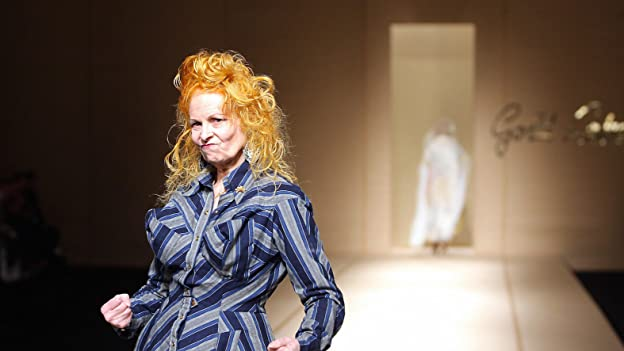 Vivienne Westwood, Lorna Tucker, and The World in Westwood: Punk, Icon, Activist (2018)