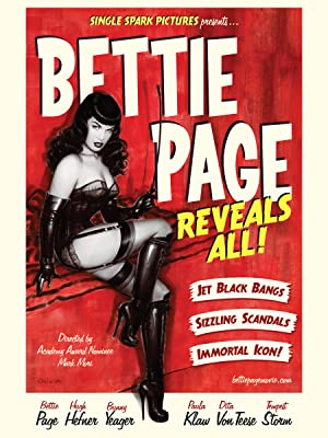 Permalink to Movie Bettie Page Reveals All (2012)