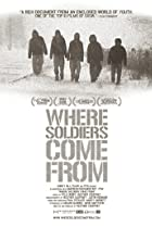 Image of Where Soldiers Come From