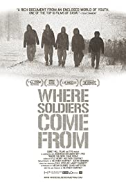 Where Soldiers Come From (2011) Poster - Movie Forum, Cast, Reviews