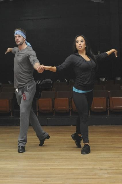 William Levy in Dancing with the Stars (2005)