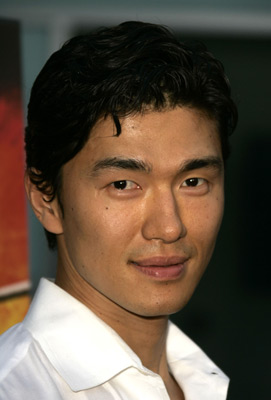 Rick Yune at Hero (2002)