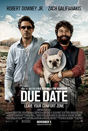 Due Date (2010) Download on Vidmate