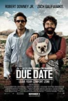 Due Date (2010) Poster